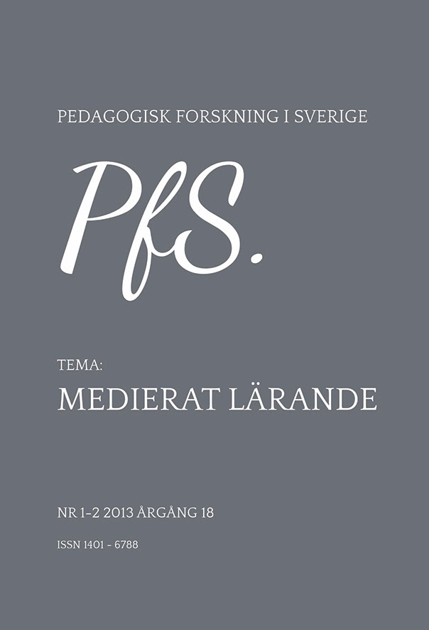 PFiS omslag nr 1-2 2013